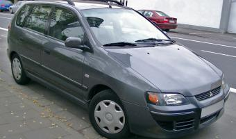 2007 Mitsubishi Space Star #1