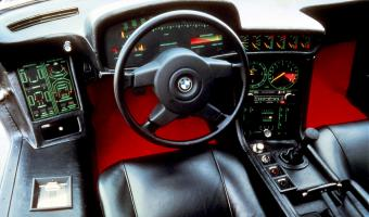 1972 BMW Turbo #1