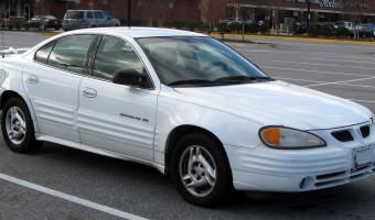2001 Pontiac Grand Am #1