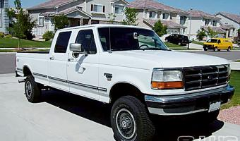 1992 Ford F-350 #1