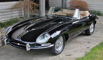 1964 Jaguar E-Type #1