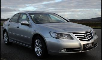 2010 Honda Legend #1