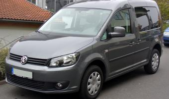 2010 Volkswagen Caddy #1