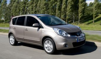 2011 Nissan Note #1