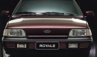 1993 Ford Royale #1