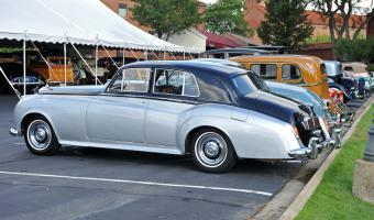 1957 Rolls royce Silver Cloud #1