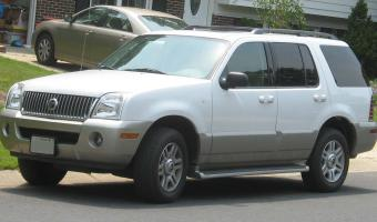 2002 Mercury Mountaineer #1