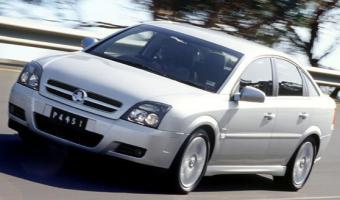 2003 Holden Vectra #1