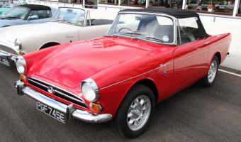 1965 Sunbeam Tiger #1