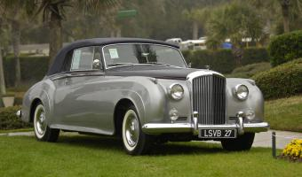 1962 Rolls royce Silver Cloud #1