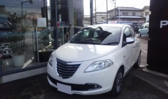 2011 Chrysler Ypsilon #1