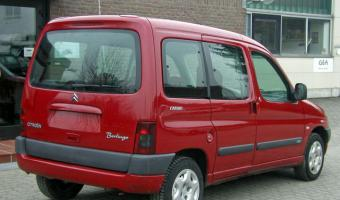 2001 Citroen Berlingo #1
