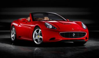 2009 Ferrari California #1