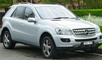 2007 Mercedes-Benz ML #1