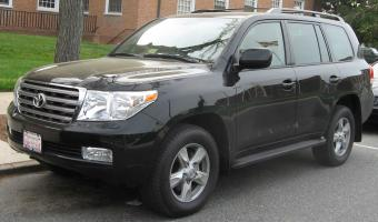 2008 Toyota Land Cruiser #1