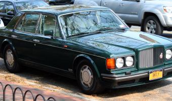 Bentley Turbo #1