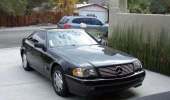 1995 Mercedes-Benz SL #1