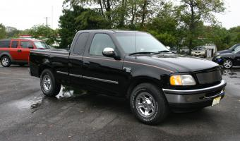 1998 Ford F-150 #1