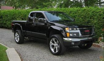 2009 GMC Canyon #1