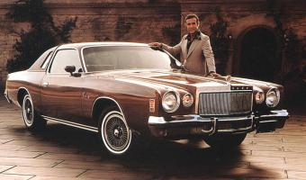 1974 Chrysler Cordoba #1