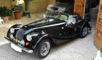 1990 Morgan Plus 4 #1