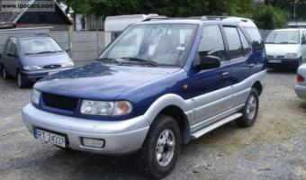 2000 Tata Safari #1