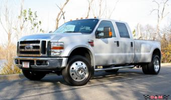 2008 Ford F-450 Super Duty #1