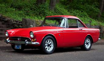 1966 Sunbeam Tiger #1