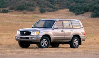 2001 Toyota Land Cruiser #1