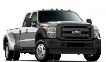 2012 Ford F-450 Super Duty #1