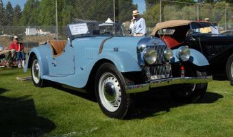1953 Morgan Plus 4 #1