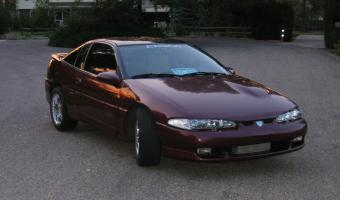 1992 Eagle Talon #1
