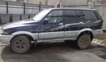 1995 Ssangyong Musso #1