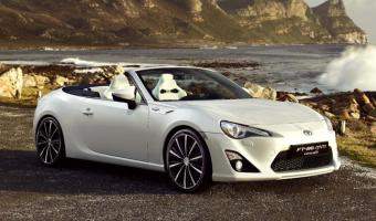 Scion Fr-s Convertible #1