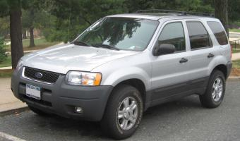 2002 Ford Escape #1