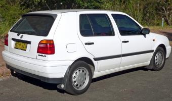 1998 Volkswagen Golf #1