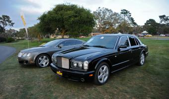 2003 Bentley Arnage #1