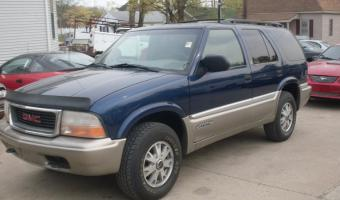 2000 GMC Jimmy #1