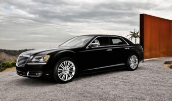2013 Chrysler 300 #1