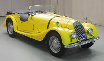 1954 Morgan Plus 4 #1