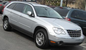2007 Chrysler Pacifica #1
