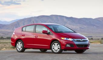 2014 Honda Insight #1