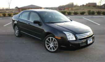 2008 Ford Fusion #1