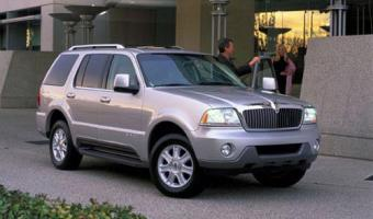 2003 Lincoln Aviator #1