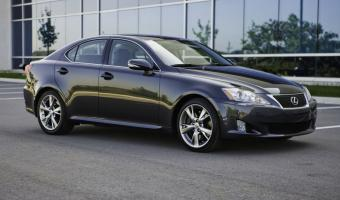 2010 Lexus Is 350 #1