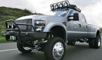2009 Ford F-450 Super Duty #1