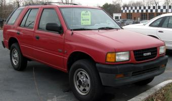1995 Isuzu Rodeo #1