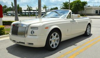 2010 Rolls royce Phantom Drophead Coupe #1