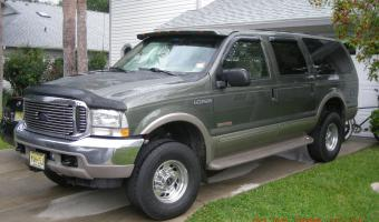 2002 Ford Excursion #1