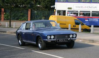 1970 Jensen Interceptor #1
